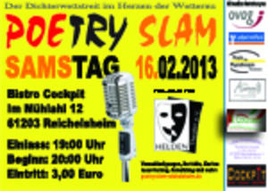 Poetry Slam Reichelsheim No. 8