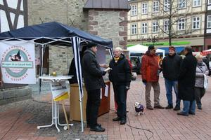 Landtagswahlkampf abgeschlossen                   19.01.2013