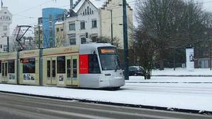 Rheinbahn-Straenbahn 3375