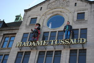 Bilderserie MADAME TUSSAUDS