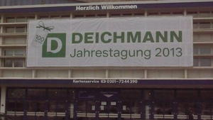 Deichmann-Schuhe  wird Deichmann SE und feiert