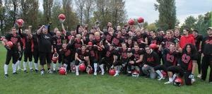 American Football - Gegner der Potsdam Royals komplett