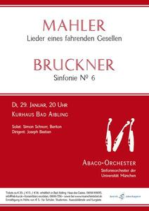 Jubliläumskonzert des Abaco - Orchesters