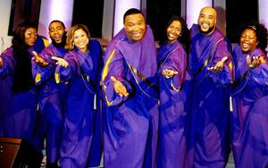 Gospelkonzert mit den 'NEW YORK GOSPEL STARS'