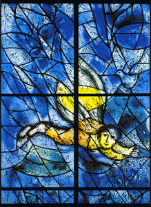 Chagall-Fenster, St. Stephan in Mainz