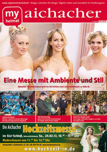 Jetzt neu! Den aichacher 02/2013 hier als E-Paper lesen