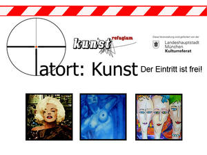 'Tatort Kunst der Dritte'