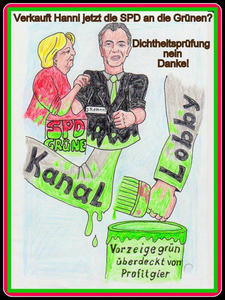 Kanal-TV/Dichtheitsprfung nein Danke! Minister Johannes Remmel (Bndnis90/Die Grnen) sollte sich wirklich um wichtige Dinge kmmern.