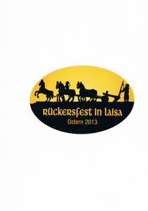 Das Rckerfest in Laisa ist 2013 der Hhepunkt