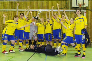 Indoor Girls Cup der Frauen