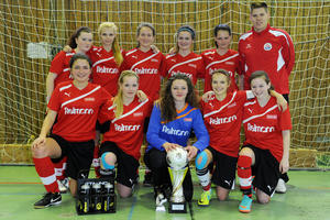 Indoor Girls Cup der U17
