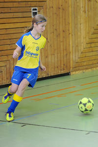 Indoor Girls Cup der U13
