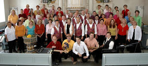 Gospelkonzert Swinging Church and  friends….
