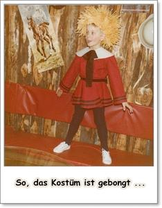  Kindergarten-Fasching vor 40 Jahren