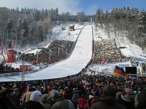 Skispringen in Willingen - 2013