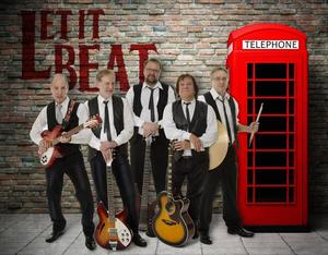 Samstag 4.5.13    LET IT BEAT        DIE Band voller Beatles-Hits*