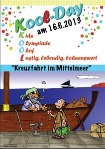 Kreuzfahrt in Ohof: Kool-Day fr Landratten
