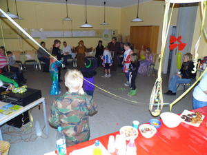 Kinderfasching in Lenthe