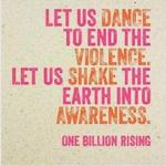 V-Day: One billion rising - der etwas andere Valentinstag