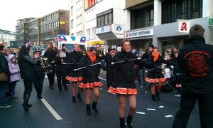 Karneval Hannover 2013
