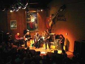 15.2. 2013 in der Blues Garage 'Mitch Ryder & Engerling'