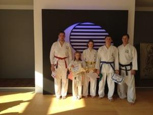 Prfung im TWIN TKD Augsburg