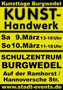 Kunsttage Burgwedel 2013  Frhlings- und Ostermarkt