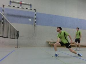 TSV Burgdorf/Badminton: TSV Burgdorf 2 beendet Saison auf dem 4. Tabellenplatz