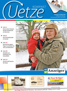 Uetze kompakt: Die Februar-Ausgabe