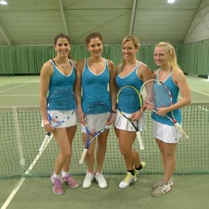 Pia Kochmann, Marlen Devanti, Carina Siegert, Marleen Tuttlies