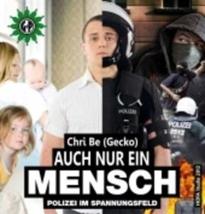 Chri Be ( Gecko ) untersttzt mit seinem Rapsong die Kampagne 'Auch nur ein Mensch'