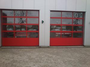 Feuerwehr Mllingen und Feuerwehr Wirringen eingezogen!