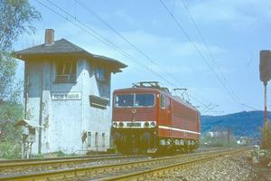 Historische Eisenbahnaufnahmen - Bk Abzweig Saaleck II