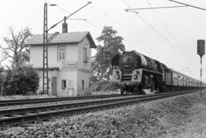 Historische Eisenbahnaufnahmen - Bk Naumburg-Henne