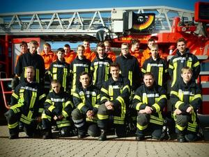 Erstausbildung neuer Feuerwehrleute hat begonnen
