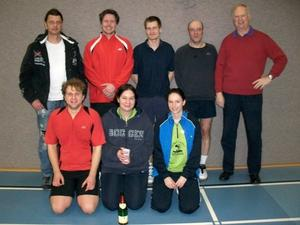 TSV Burgdorf/Badminton: Aufstieg in die Bezirksliga!
