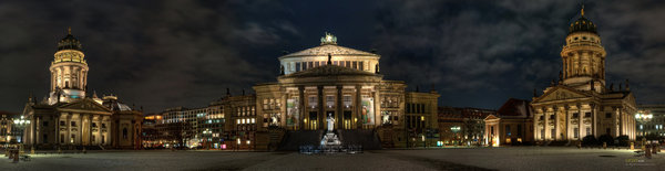 Unsere Hauptstadt - Der Gendarmenmarkt