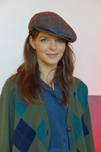 Schauspielerin und Sngerin Yvonne Catterfeld grt alle MyHeimat Leserinnen und Leser (+ inkl. Video)