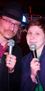 Poetry Slam & Good Night Monday - Eröffnung der Kulturwoche 2013