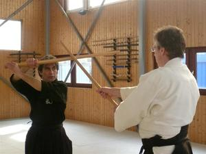Kyushin-Iaido Prfungsworkshop