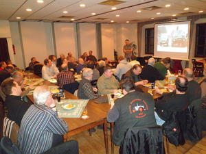 Groes Interesse beim Info-Abend der Wirringer-Oldtimer-Freunde