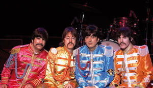 All You Need Is Love!  Das Beatles-Musical in Ulm im Congress Centrum