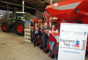 Karrieretag Soest goes Landtechnik!