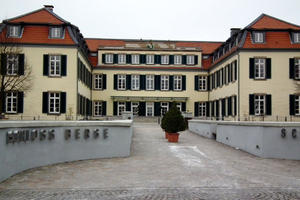 Dinner und Krimi im Schloss Berge, Gelsenkirchen, am Samstag, dem 16.03.2012