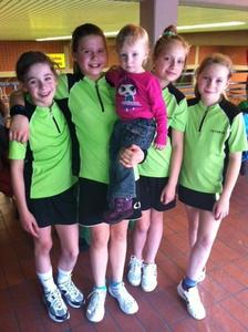 TSV Burgdorf/Badminton: Manari gewinnt die B-Rangliste U13 in Nienburg