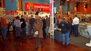 Handwerksmesse in Solingen