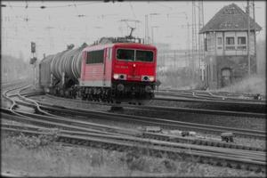 Trainspottter: RED RUDI DER KURVENKNSTLER II