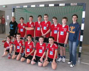 Milbertshofener Handball-Jungs 3 x Meister!