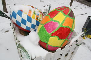Ostern im Winter!?