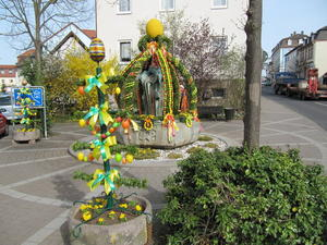 Ostern in Bad Salzschlirf